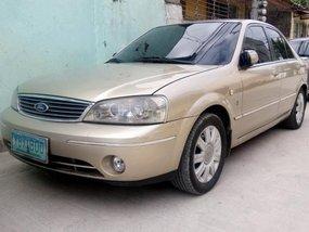 Ford Lynx 2005 at 90000 km for sale in Cebu City
