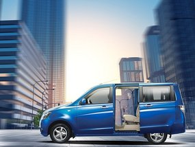 Changan re-enters the Philippine auto market with a new Honor S MPV