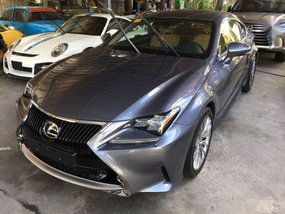 Selling 2nd Hand Lexus Rc 2018 in Makati