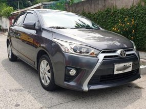 Sell Used 2015 Toyota Yaris at 40000 km in Quezon City