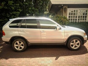 Bmw X5 2001 Automatic Gasoline for sale in Cainta