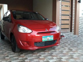 Mitsubishi Mirage 2013 for sale in Calumpit