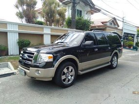 Sell Black 2010 Ford Expedition at 37000 km