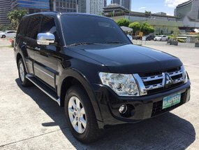 Sell 2nd Hand 2013 Mitsubishi Pajero Automatic Diesel in Pasig