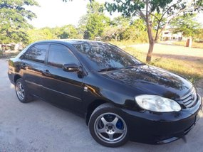 Toyota Altis 2001 Manual Gasoline for sale in Silang