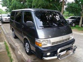 Toyota Hiace 1997 Van Manual Diesel for sale in Lipa