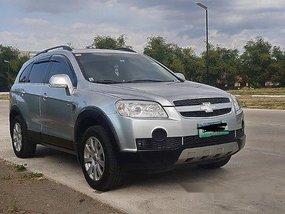 Sell Silver 2010 Chevrolet Captiva Automatic