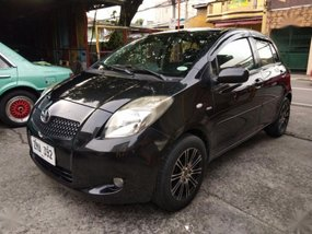 Toyota Yaris 2008 Manual Gasoline for sale in Marikina