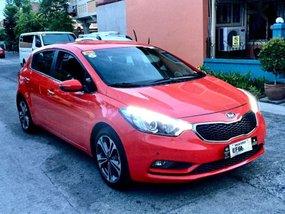 Kia Forte 2017 Hatchback for sale in Pasig