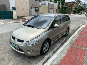Mitsubishi Grandis 2011 Manual Gasoline for sale in Manila