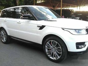 Sell White 2018 Land Rover Range Rover in Manila