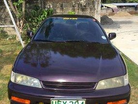 Selling Honda Accord 1996 Manual Gasoline