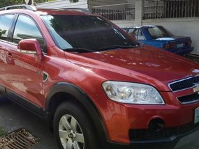 Chevrolet Captiva 2007 Automatic Diesel for sale in Parañaque