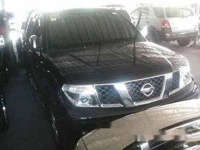 Black Nissan Frontier Navara 2014 for sale in Manila