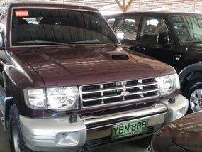 Sell Red 1998 Mitsubishi Pajero in Pasig
