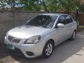 2nd Hand Kia Rio 2010 for sale in Cebu City