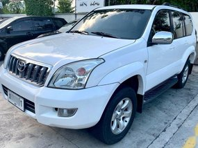 Selling 2nd Hand Toyota Land Cruiser Prado 2004 Automatic Diesel in Muntinlupa
