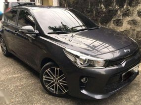 Selling 2018 Kia Rio Hatchback for sale in Mandaluyong