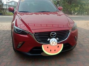 Selling 2nd Hand Mazda Cx-3 2017 Automatic Gasoline in Malolos