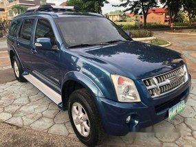 Selling Blue Isuzu Alterra 2008 at 10000 km in Talisay