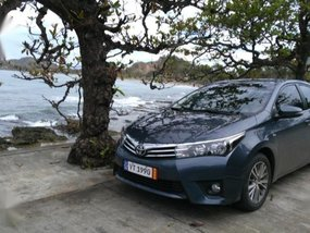 Selling Toyota Altis 2015 Automatic Gasoline in Mandaluyong