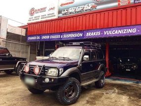 Toyota Land Cruiser 1996 Automatic Diesel for sale in Manila