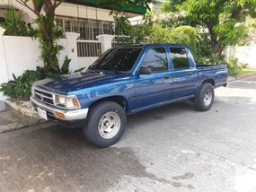 Selling Toyota Hilux 1997 Manual Diesel in Pasig
