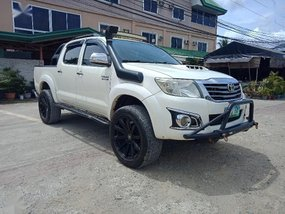 Toyota Hilux 2013 Automatic Diesel for sale in San Francisco