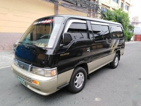 Sell 2nd Hand 2007 Nissan Urvan Escapade at 100000 km in Quezon City