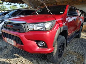 Toyota Hilux Manual 2018 for sale