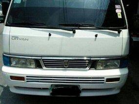 Nissan Urvan 2013 Manual Diesel for sale in Quezon City