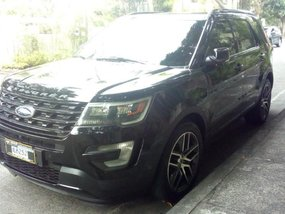 2nd Hand Ford Explorer 2017 for sale in Muntinlupa