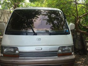 Toyota Hiace 1999 Automatic Diesel for sale in Bacolor