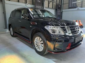 Selling Brand New Nissan Patrol 2019 Automatic Gasoline in Quezon City