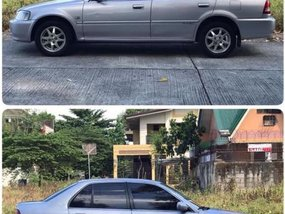 Honda City 2002 Manual Gasoline for sale in Angeles