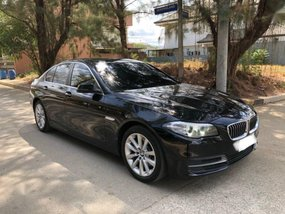 Sell 2nd Hand 2015 Bmw 520D Automatic Diesel at 50000 km in Quezon City