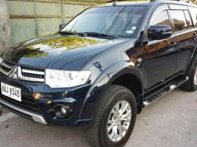 Mitsubishi Montero Sport 2014 Manual Diesel for sale in Bacoor