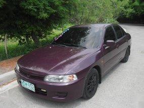 Selling Mitsubishi Lancer 1998 at 110000 km in Dasmariñas