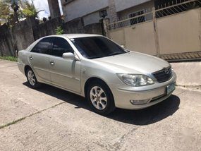Toyota Camry 2004 Automatic Gasoline for sale in Cebu City