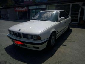 Selling Bmw 525I 1992 Automatic Gasoline in Angono