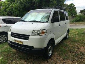 Selling Suzuki Apv 2016 Manual Gasoline in Pateros
