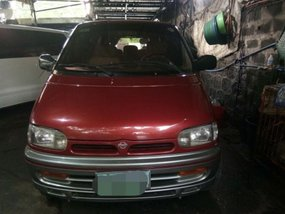 Selling 2nd Hand Nissan Serena 1992 in Quezon City
