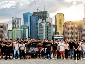 Car Club Spotlight | Sneakymods - Fusion Fun and Inclusiveness