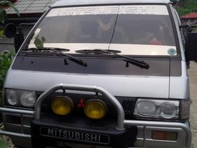 Mitsubishi Delica Space Gear 1990 Manual Diesel for sale in La Trinidad