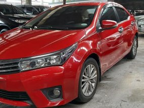 Selling 2nd Hand Toyota Altis 2017 at 10000 km in Quezon City