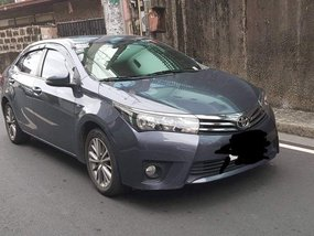 Selling Toyota Altis 2015 Automatic Gasoline in San Juan
