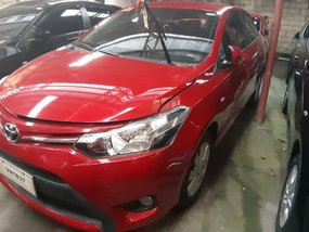Sell 2nd Hand 2016 Toyota Vios Automatic Gasoline at 10000 km in Quezon City