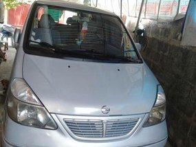 Selling 2nd Hand Nissan Serena 2003 in Pasay