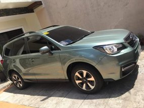 Subaru Forester 2017 Automatic Gasoline for sale in Taguig