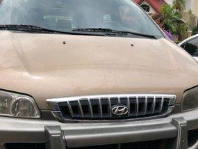 Brown Hyundai Starex 2000 Van for sale in Quezon City